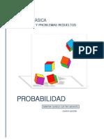 TEORIA BASICA Probabilidad 2015 4 Ed