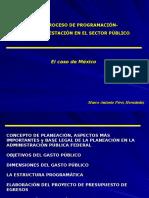 20080429 110430 Proceso Presupuestario - Mexico