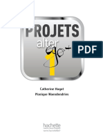 Projets Alter Ego Plus