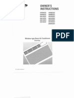 Samsung Air Conditioner Manual
