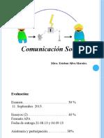 Comunicacion Social