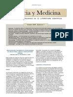 CyM.Vol1.Nº3. Ciencia y Medicina
