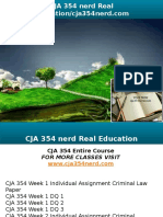CJA 354 Nerd Real Education-cja354nerd.com