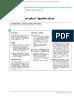 Crisis Hipertensivas. Elsevier