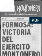 Evita Montonera 8 - octubre 1975