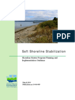 Soft Shore Stabilization
