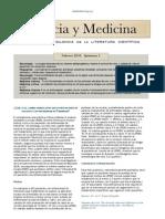 CyM.Vol1.Nº12. Ciencia y Medicina