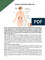 Hormonii sisistemulendocrin