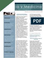 CyM.Vol1.Nº13. Ciencia y Medicina