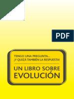 Un Libro Sobre Evolución