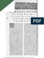 Ficha Ficinii Opera Omnia (1641) Prueba