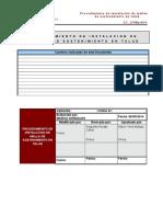 GYM_pr014_ Instalación de Malla de Sostenimiento de Talud