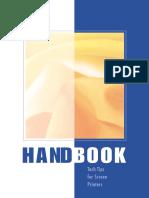SaatiPrint TechTip Handbook