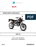 Gilera Smt Spare Parts Catalogue