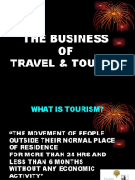 Business of Travel & Tourism 1