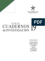 El Programa de Enfrentamiento a la Pobreza 1989 - 1993