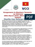 Media Release - Invitation to Public-swahili