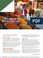 The Spice of Moroccan Life - Anita Carmin