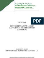 Proposal Pembangunan Mesjid