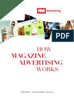 How Mangazine Advertising Works
