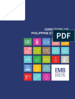 Directory Philippine Exporters