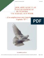 Los Mamos Arhuacos y las Ensenanzas Gnosticas de Nuestro V.M. Samael Aun Weor