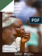 Ethical CaseBook Spanish