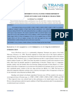 5. Ijasr - Evaluation of Different Cocoa Clones Under Different Ecologica