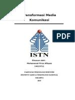 Transformasi Media Komunikasi Jajal