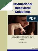 Classroom Management Handbook