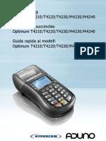 ADUNO Comfort Kreditkartenterminal Kurzanleitung