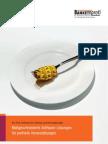 BANKETTprofi die Software für Catering-Bankett- und Eventplanung, Durchführung bis Rechnungstellung