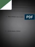 Examen HSE Senior