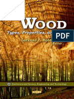 Wood -Types, Properties, And Uses (2011)