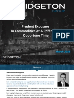 bridgeton commodity portfolio presentation