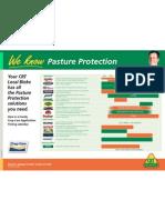 Pasture guide