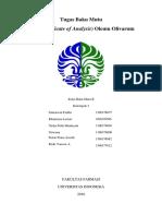 CoA Oleum Olivarum-Kelompok 2