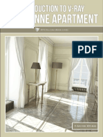 Introduction to Vray Parisienne Apartment