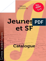 Catalogue Ligaran ebook Jeunesse et SF