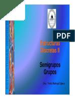 semigrupos- Matematica discreta 1