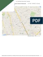 Imus, Cavite to Ateneo Professional Schools - Google Maps2