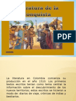 Literatura de Conquista