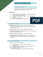 T2. Documentación y Documentos