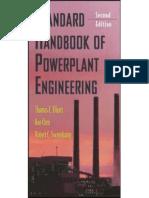 Standard Handbook of Powerplant Engineering. Mayk
