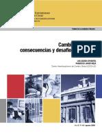 Cambio Climatico Consecuencias y Desafios Para Chile