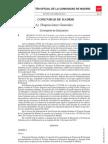 Decreto de la Comunidad de Madrid que regula el grado superior en Eficiencia Energética y Solar Térmica