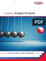 CRISIL BudgetAnalysis 2016