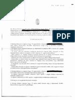 MNB-alapítványok - kecskeméti ítélet