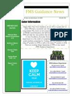 guidance newsletter q3