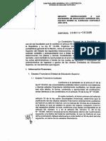 Instrucciones Ejercicio Contable 2015